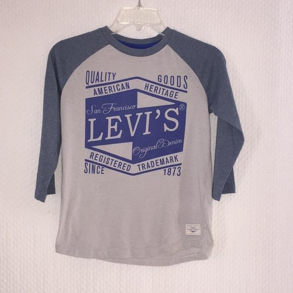 👖 Boys Levi's San Francisco Shirt👖